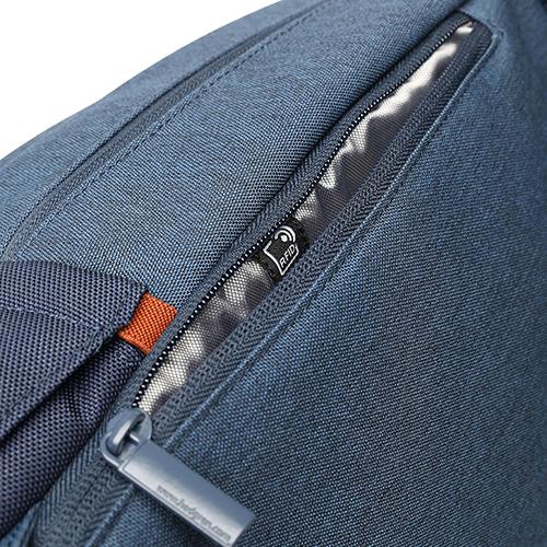 Синий рюкзак Hedgren Escapade большого размера, фото