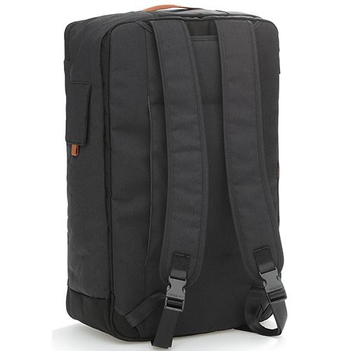 Серый рюкзак-чемодан Hedgren Escapade большого размера, фото