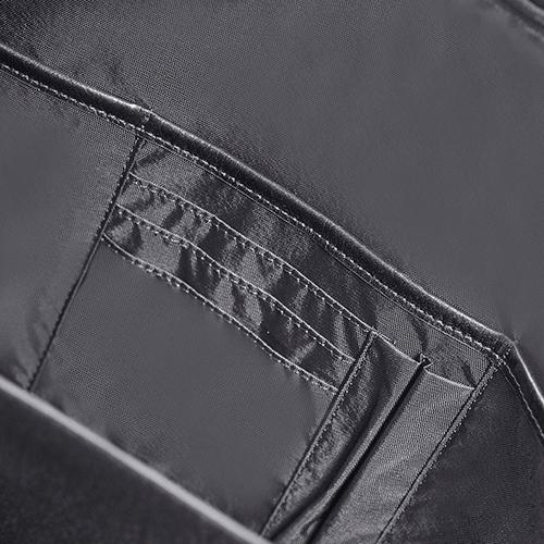 Серая сумка Hedgren Excellence с функцией расширения, фото