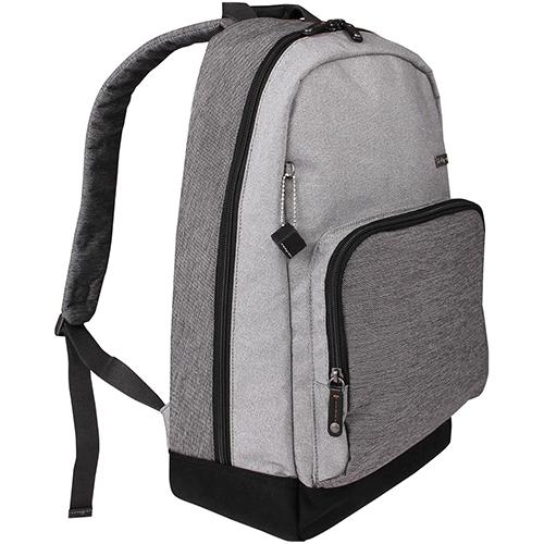 Рюкзак Hedgren Walker серого цвета со съемным брелком, фото