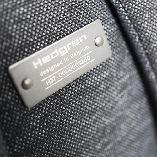 Рюкзак Hedgren Walker темно-серого цвета, фото