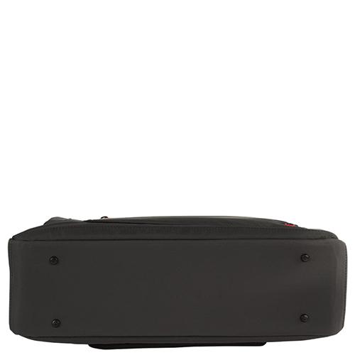 Сумка Hedgren Zeppelin Revised черного цвета для ноутбука, фото