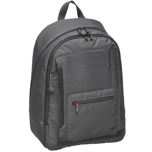 Темно-серный рюкзак Hedgren Zeppelin Revised большого размера, фото