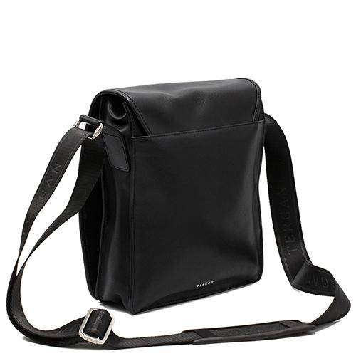 7805dd20e624 ☆ Мужская сумка Tergan черного цвета S1AC00002857 купить в Киеве ...