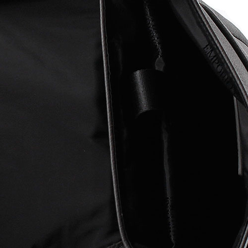 Сумка-мессенджер Emporio Armani серого цвета, фото