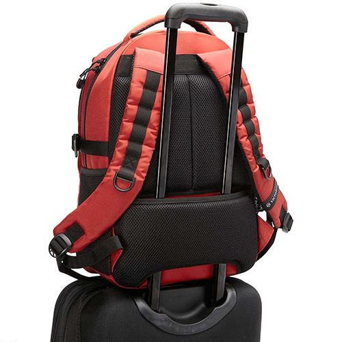 Красный рюкзак Victorinox Vx Sport Cadet из текстиля, фото