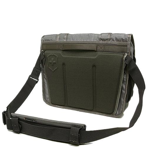 Серая мужская сумка Victorinox Altmont 3.0 Laptop, фото