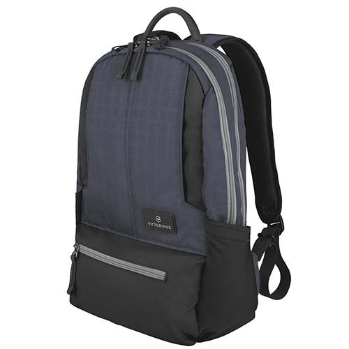 Синий рюкзак Victorinox Altmont 3.0 Laptop в клетчатом дизайне, фото