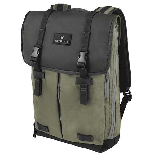Рюкзак Victorinox Altmont 3.0 Flapover в зеленом цвете, фото