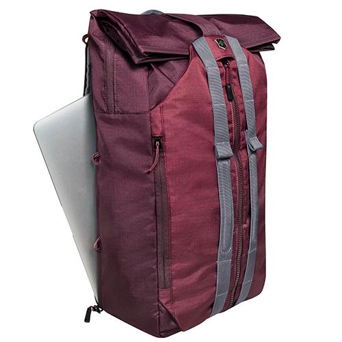 Рюкзак Victorinox Altmont Active Deluxe Duffel Laptop в темно-красном цвете, фото