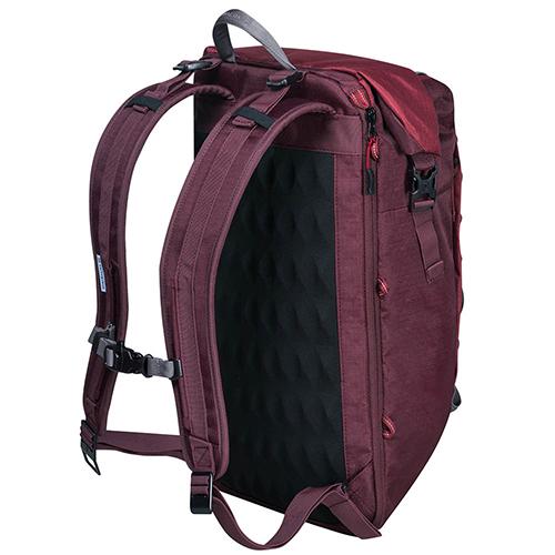 Рюкзак Victorinox Altmont Active Rolltop Laptop красного цвета, фото