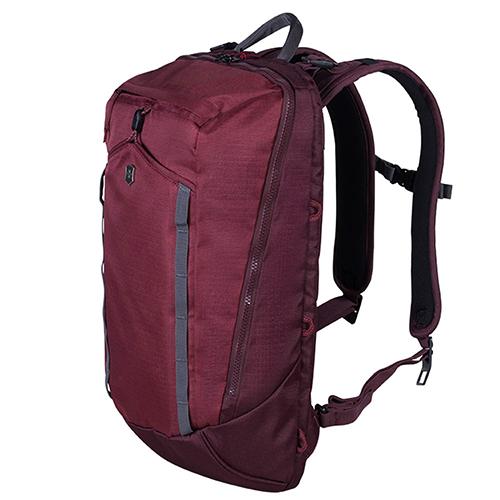 Рюкзак Victorinox Altmont Active Compact Laptop из текстиля красного цвета, фото