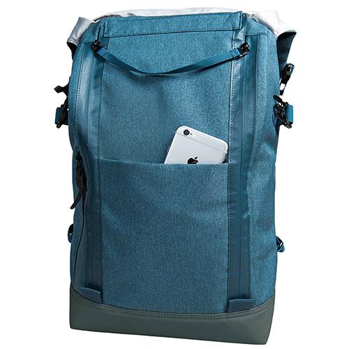 Синий рюкзак Victorinox Altmont Classic Deluxe Flapover Laptop, фото