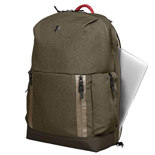 Рюкзак Victorinox Altmont Classic Deluxe Laptop зеленого цвета, фото
