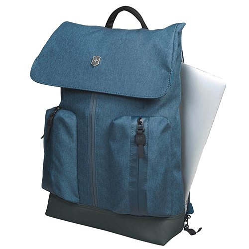 Рюкзак Victorinox Altmont Classic Flapover Laptop в синем цвете, фото