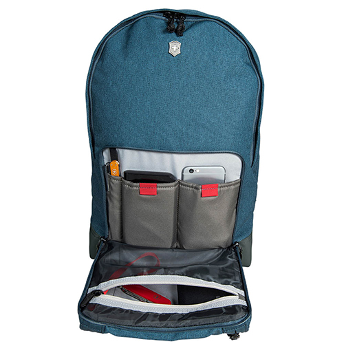 Рюкзак Victorinox Altmont Classic Laptop из текстиля синего цвета, фото