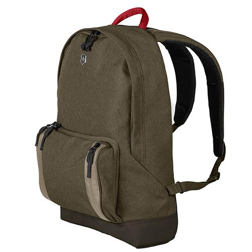 Зеленый рюкзак Victorinox Altmont Classic Laptop, фото