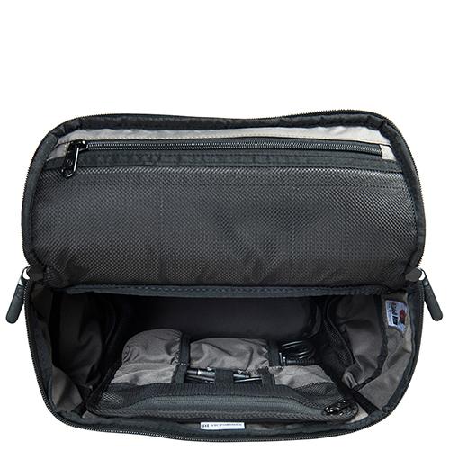 Рюкзак Victorinox Altmont Professional Deluxe Fliptop Laptop черного цвета, фото
