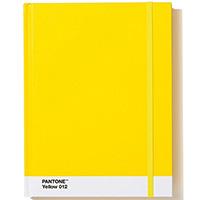 Желтый блокнот Pantone Large Yellow 012 формата А5, фото