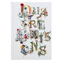 Блокнот Christian Lacroix Les Saisons двухсторонний формата B5, фото
