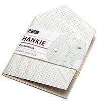 Записная книжка Monkey Business Hankie Pocketbook, фото