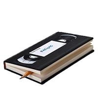 Скетчбук Peleg Design Видеокассета, фото