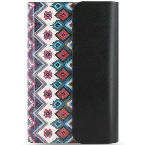 Органайзер Filofax Personal Peru черный с цветным орнаментом в перуанском стиле, фото