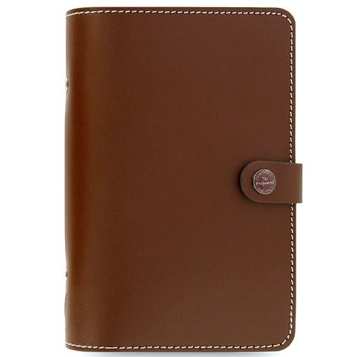 Органайзер Filofax Personal The Original коричневого цвета, фото