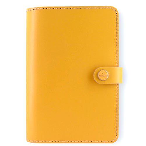 Органайзер Filofax Personal The Original желтого цвета, фото