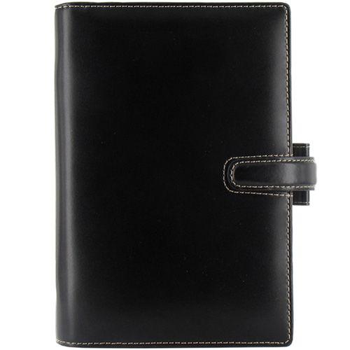 Органайзер Filofax Personal Cuban кожаный черный, фото