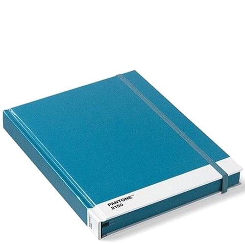 Блокнот для записей Pantone Large Blue 2150, фото