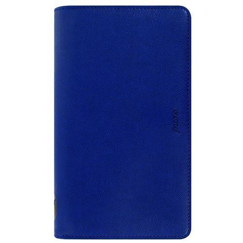 Органайзер Filofax Compact Pennybridge кожаный темно-синий, фото