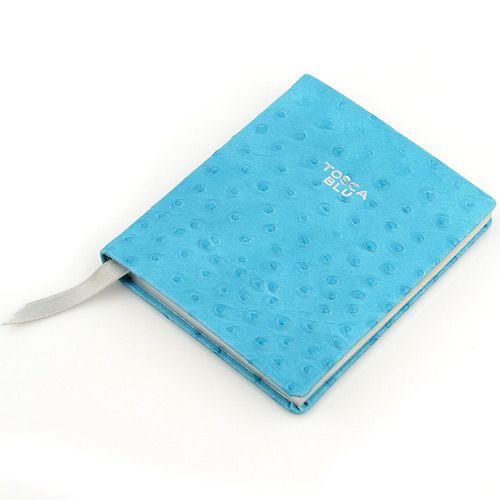 Записная книжка в кожаной обложке Tosca Blu Anice, фото