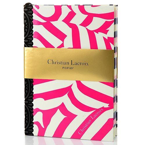 Блокнот Christian Lacroix Papier Riviera А6 с лентой-закладкой, фото