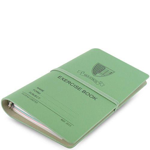 Персональный органайзер Filofax Compact Back to school светло-зеленый