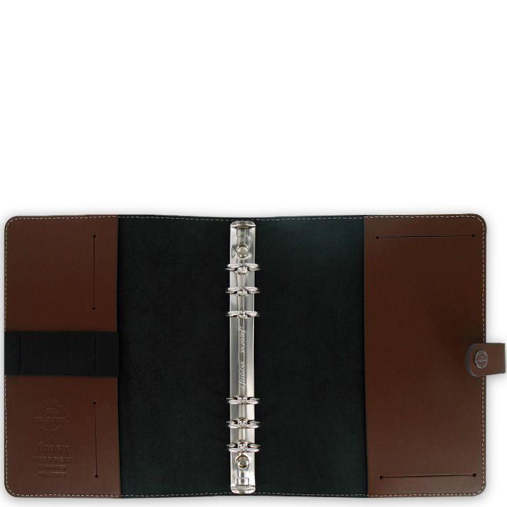 Профессиональный органайзер Filofax А5 The Original кожаный коричневый