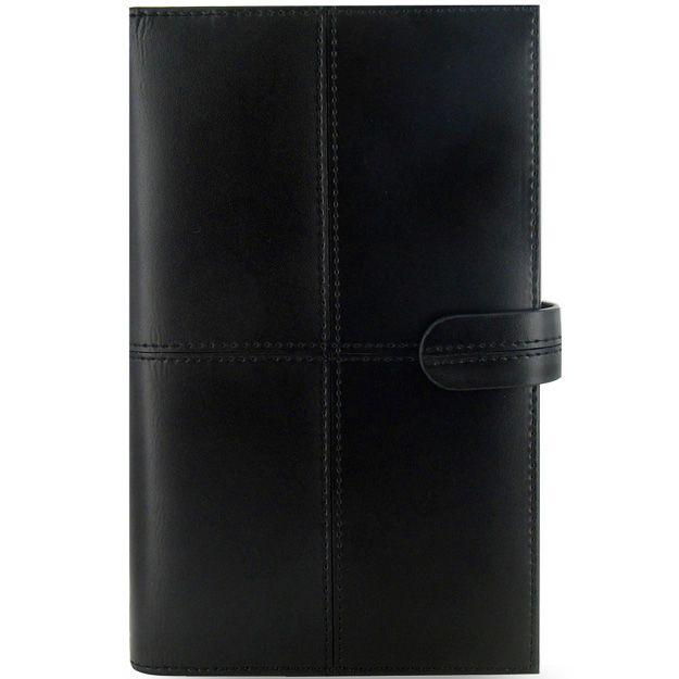 Персональный органайзер Filofax Compact Classic кожаный черный
