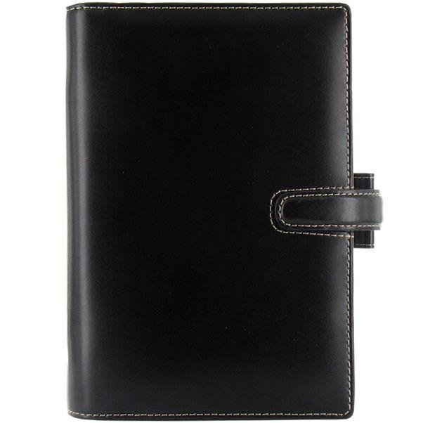 Органайзер Filofax Personal Cuban кожаный черный
