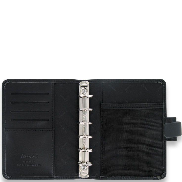 Небольшой органайзер Filofax Pocket Metropol черный
