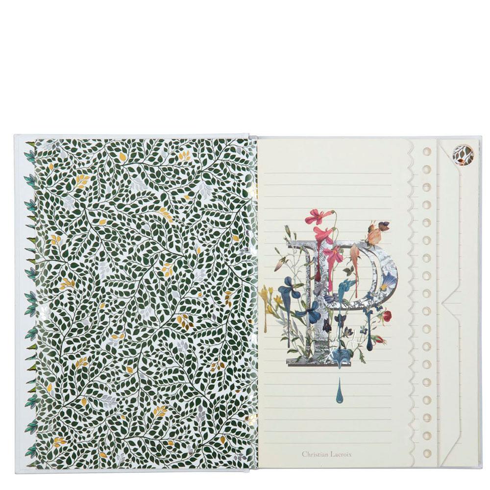 Блокнот Christian Lacroix Les Saisons двухсторонний формата B5