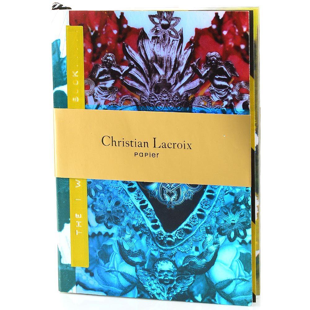 Блокнот Christian Lacroix Papier I Wish формата А6 с лентой-закладкой