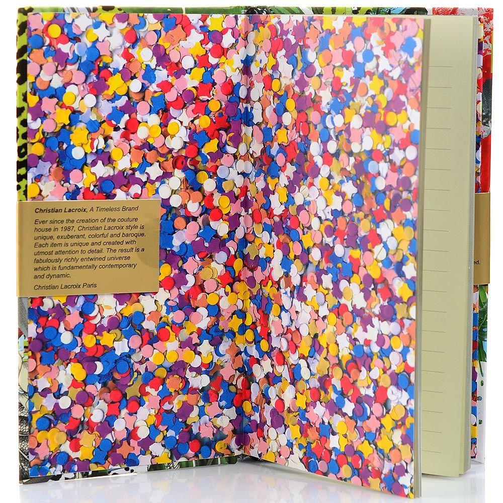 Ежедневник Christian Lacroix Papier Glamazonia на 2015 год с лентой-закладкой