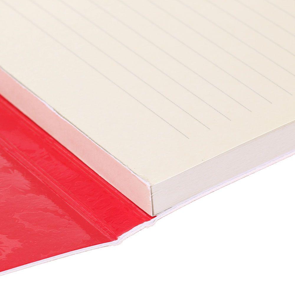 Блокнот Christian Lacroix Papier Paseo Scarlet красный