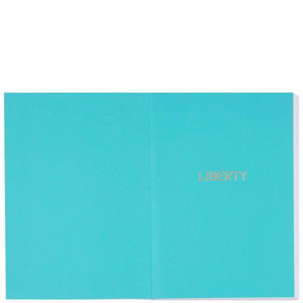 Набор из двух блокнотов Liberty Oscar & Jonathan формата А6