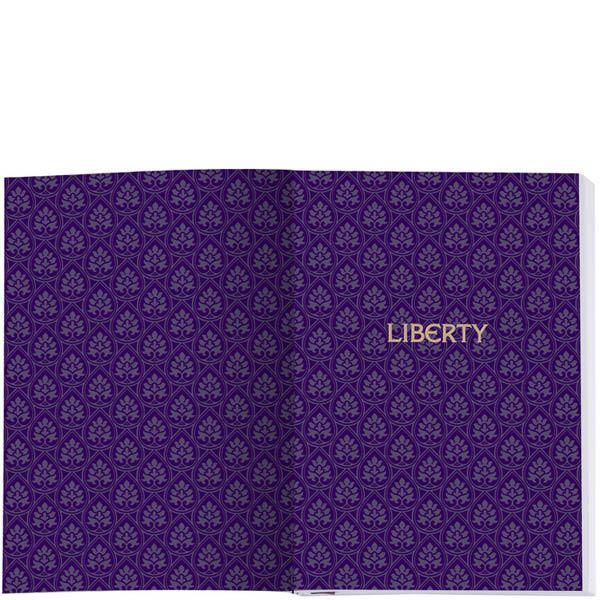 Блокнот Liberty Tanjore Lotus формата А5