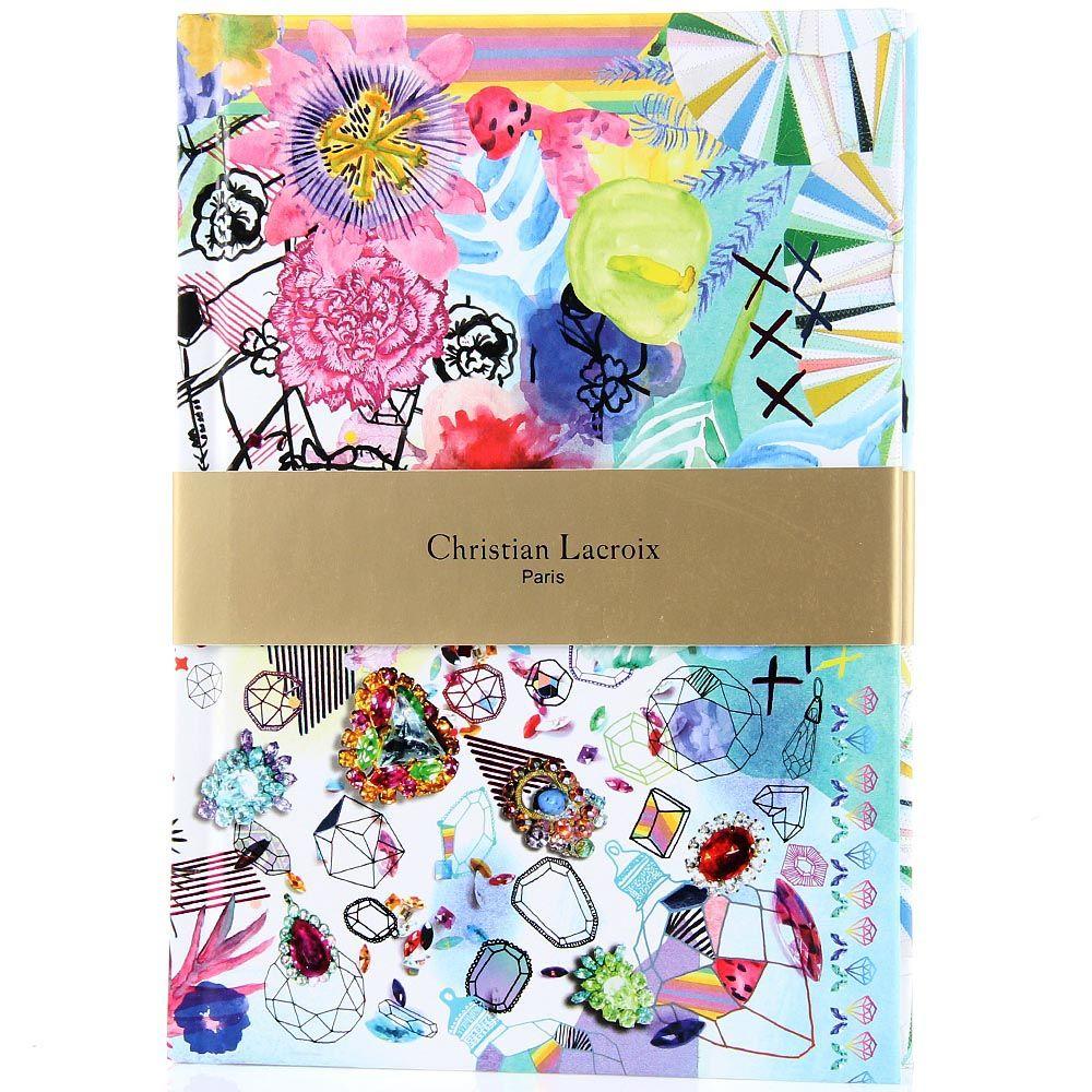 Блокнот Christian Lacroix Samba формата А5