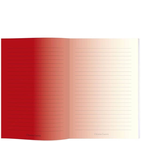 Блокнот Christian Lacroix Love формата А6