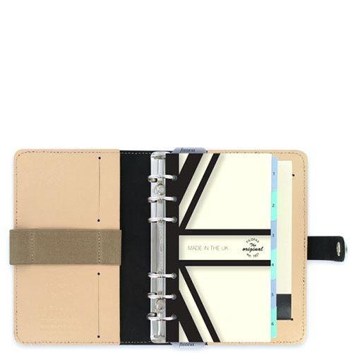 Органайзер Filofax Personal The Original кожаный телесного цвета, фото