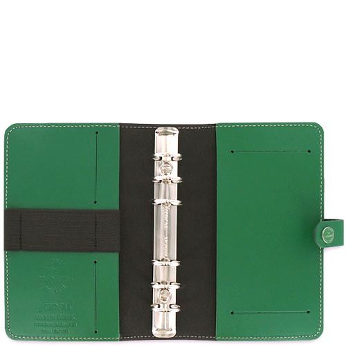 Органайзер Filofax Personal The Original зеленого цвета, фото