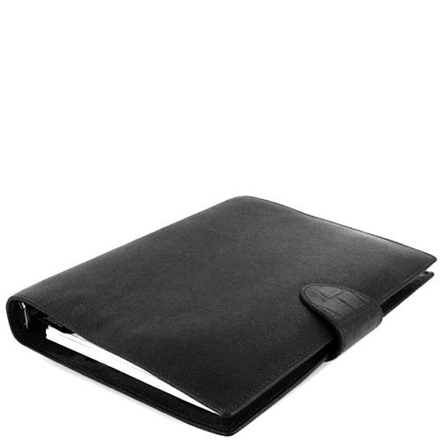 Органайзер Filofax A5 Calipso кожаный черний, фото